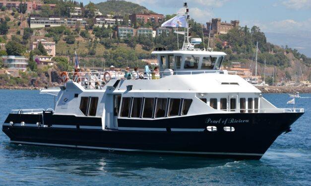 Navette Maritime Estérel été 2018