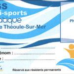 Pass multi-sports aquatiques