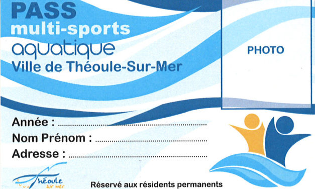 Pass multi-sports aquatiques