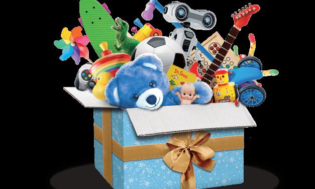 Participez à la grande collecte 2018 de jouets d'occasion