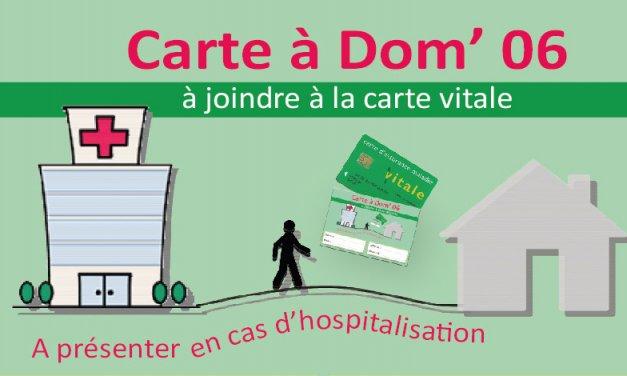 Carte à Dom'06