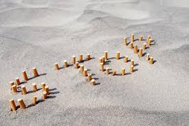 Interdiction de fumer sur les plages de la commune de Théoule-sur-Mer