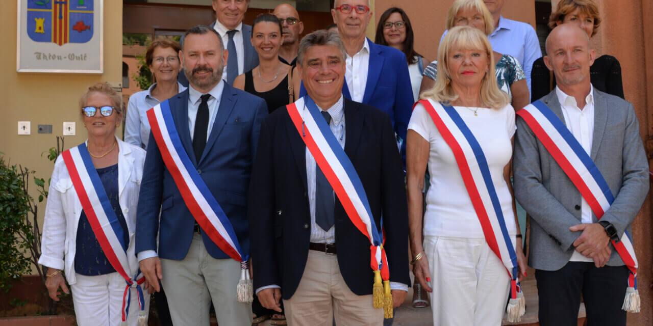 Conseil Municipal composition