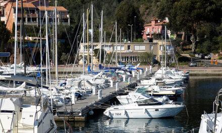 Dragage entretien du Port de La Figueirette